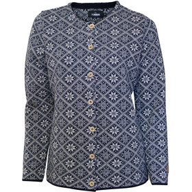 Ivanhoe of Sweden Elsie Cardigan Damen navy